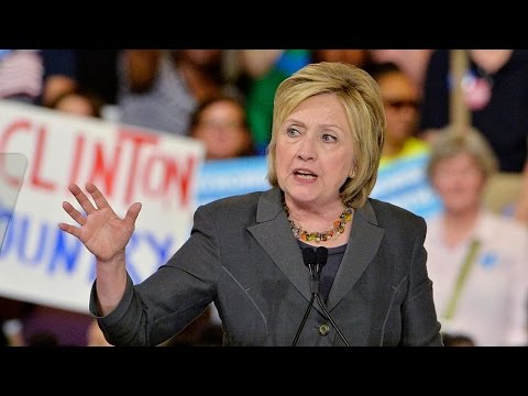 Hillary Clinton rolls out wide-ranging technology agenda