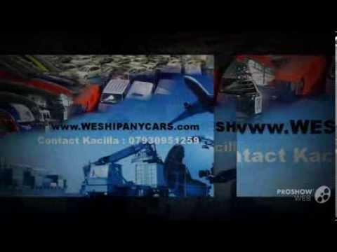Car shipping to Africa from UK | www.WESHIPANYCARS.com