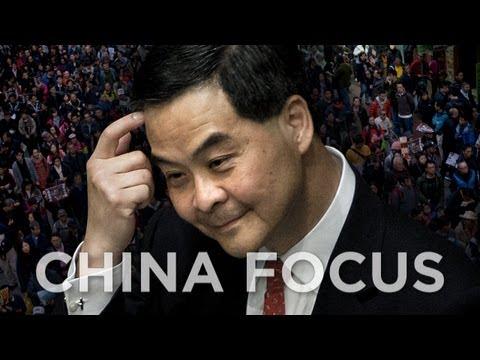 China Focus - What's Behind Hong Kong's Protests