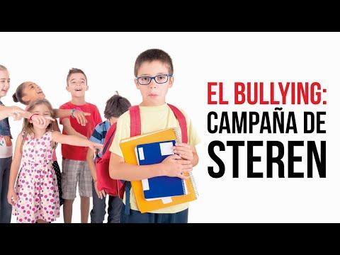 Enlace Judío - Campaña de Steren: El Bullying.