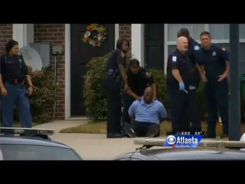 POLICE BRUTALITY - Cops Taser Dad After He Finds Out His Son Was Killed By Family Dog