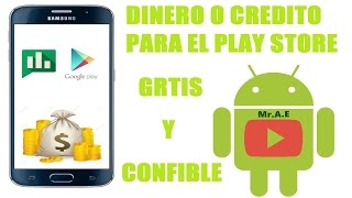 Consigue crédito o dinero gratis para Play Store gratis (Google Opinion Rewards)