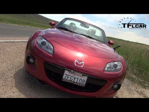 2014 Mazda Miata (MX-5) Drive & Review: Last of a an endangered species