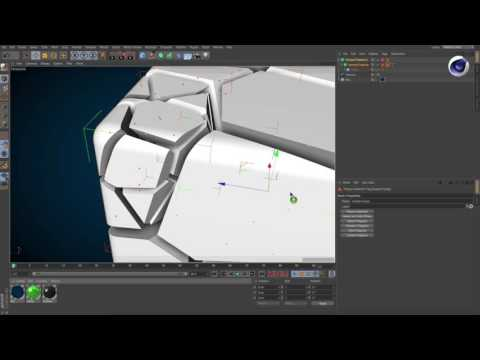 Tip110 - How to Assign Materials to Polygon Selections of Nested Fracturing