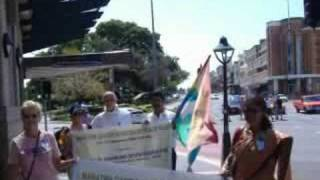 Mahatma Gandhi Awareness Walk in Australia