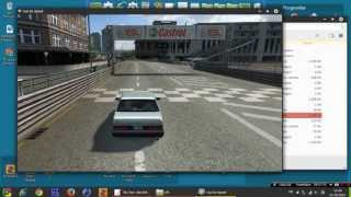 Live For Speed Z28 air süspansiyon - Import 0.6B