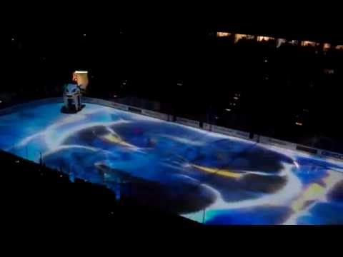Nashville Predators On-Ice Projection vs Dallas Stars