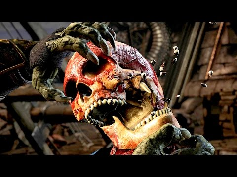 Mortal Kombat X All Secret Hidden Brutalities For All Characters