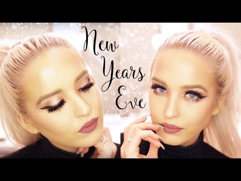 download lagu NEW YEARS EVE MAKEUP TUTORIAL gratis