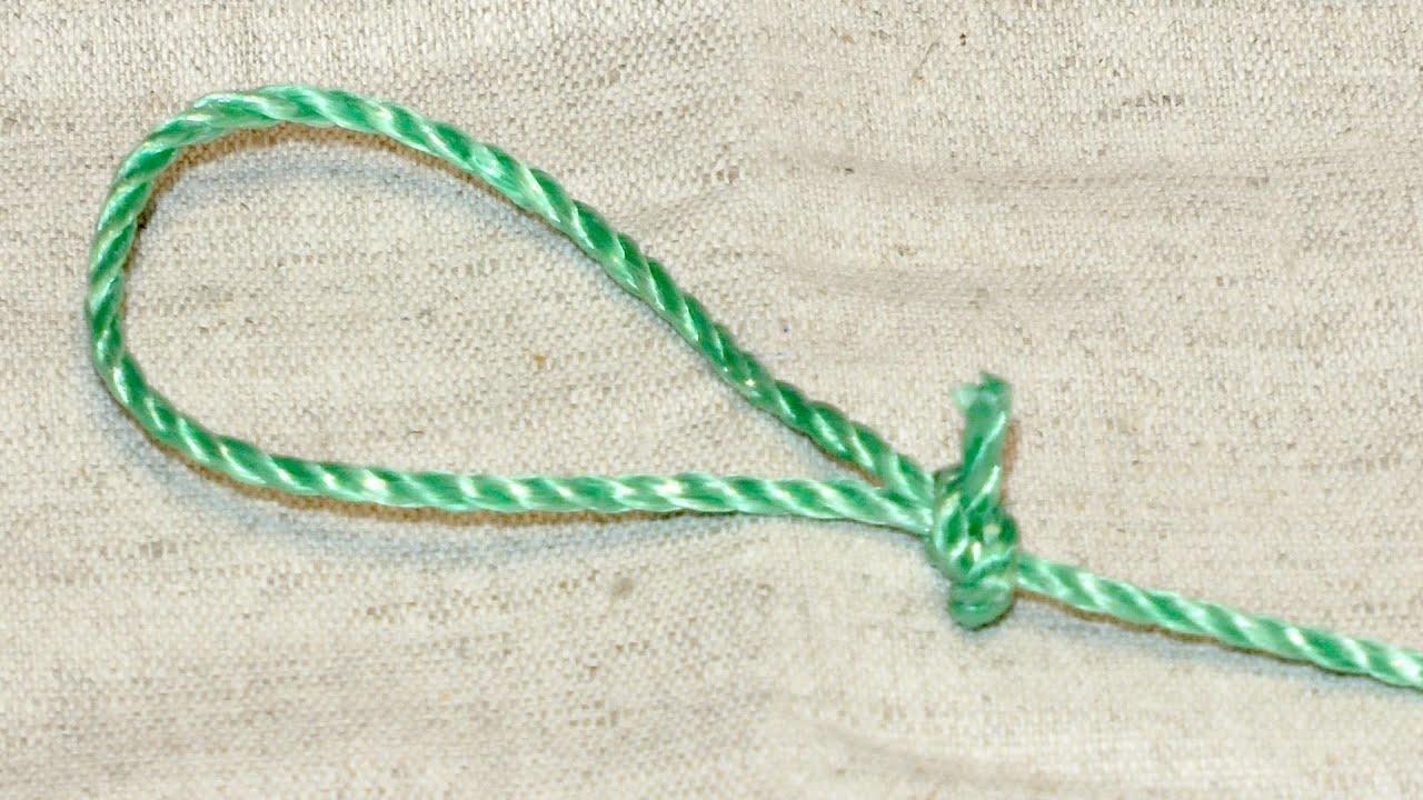 Как сделать узел линча