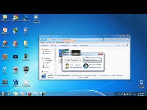 Como Descargar Windows 7 DreamScene (Petición)