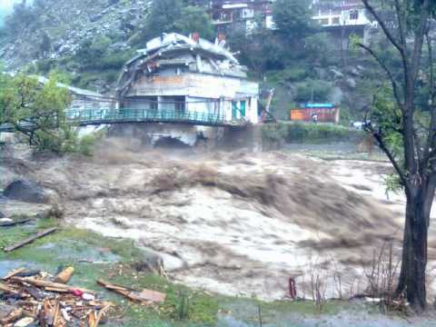 Flood In Behrain & Madyan Swat video