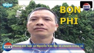 VOA Phỏng vấn luật sư Nguyễn Văn Đài về chuyện trong tù #VoteTv