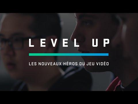 Level Up : Le documentaire sur les coulisses du monde du jeu vidéo