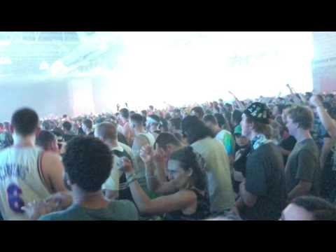 Bassnectar - Take You Down live Atlantic City 2017