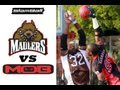 Youtube replay - SlamBall GAME - MAULERS/MOB