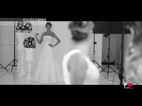 """LA SPOSA CHIC"" Backstage Bridal 2014 by Fashion Channel"