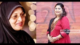 নায়িকা শাবানা কে নিয়ে একি বললো খলনায়িকা রিনা খান || Bangla News