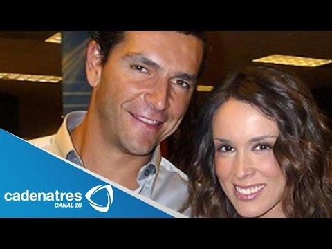 Martín Fuentes explica cómo está de salud Jacqueline Bracamontes tras haber dado a luz