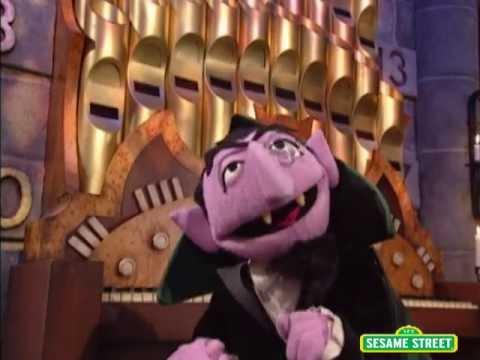 Sesame Street Count 2 Sesame Street Count's Number