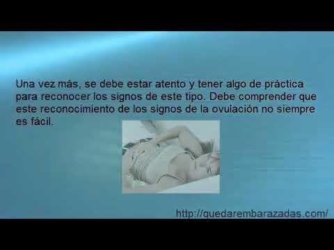 signos de la ovulacion| moco cervical y ovulacion| quedar embarazada