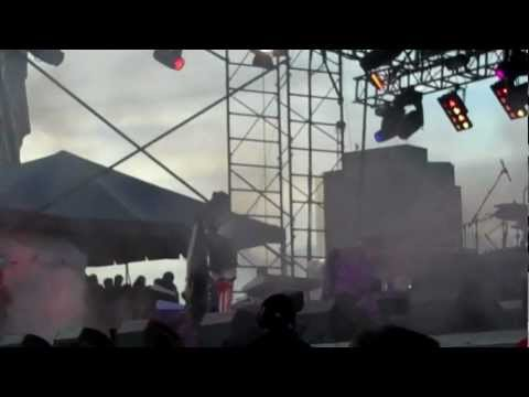Mary 3X - Wiz Khalifa - Live at Sunfest 2012
