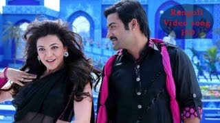 Rangoli Rangoli video Song HD - Baadshah Movie video songs - NTR, Kajal Aggarwal