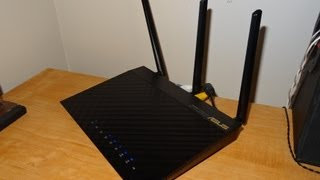 ASUS RT-AC66U Dual Band AC 1750 Router In-depth Review
