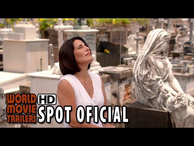 Linda de Morrer Spot Oficial (2015) - Gloria Pires HD