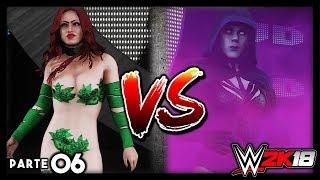 #06 WWE2K18: HERA VENENOSA VERSUS RAVENA