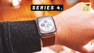 Apple Watch Series 4 Unboxing: Ein Traum in Edelstahl - Deutsch
