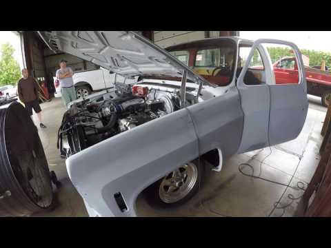 FI Tech Twin turbo small block C10