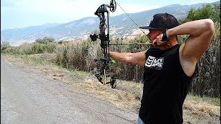 SHOOTING BOWS WITH THE BROS PREPARING FOR HIGH COUNTRY MULE DEER!