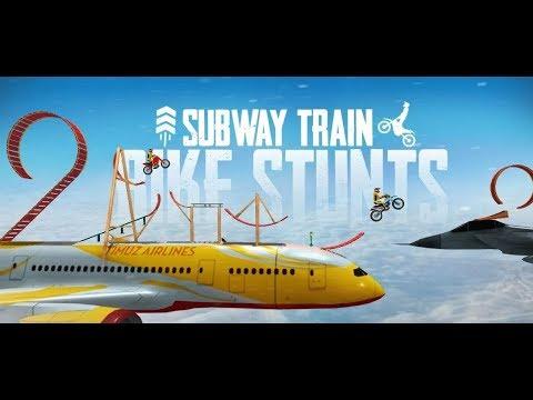 Subway Train - Bike Stunts thumb