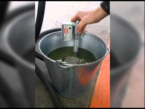 Тест бензин