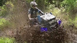 Most Badass Can-am Muskeg 1020 Juiced Outy