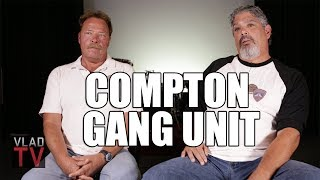 Compton Gang Unit Officers on Why 2Pac