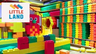 Indoor Playground Family Fun for kids / Nursery Rhyme Song for Kids Educational Video