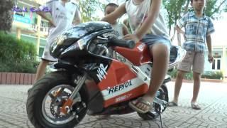 Xe MotoMini 50cc Giá Rẻ tại Thế Giới Xe Độc
