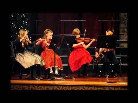 Silver State Christian School A Night of Carols K-8 Christmas Program - 01/13/2014