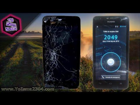 Reparación pantalla Táctil y LCD del Huawei Ascend G510 - Reparación Huawei Ascend G510
