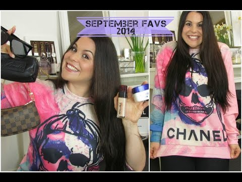 September Favorites 2014