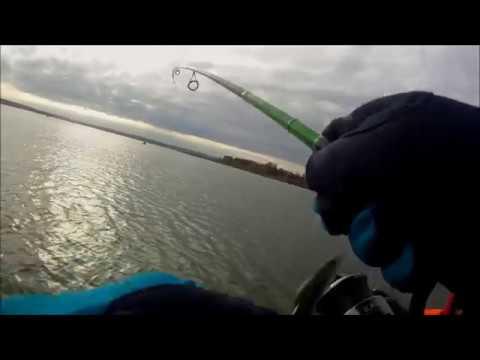 рыбалка на бердском заливе видео