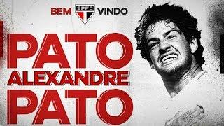 Alexandre Pato - Bem Vindo De Volta Ao So Paulo FC ? - 2019 HD