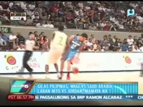 Sports Ngayon: Gilas Pilipinas, wagi vs. Saudi Arabia; Laban nito vs. Jordan, mamaya na