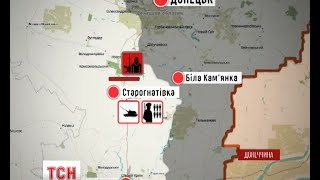 Під Старогнатівкою українські військові відбили серйозну атаку терористів - (видео)