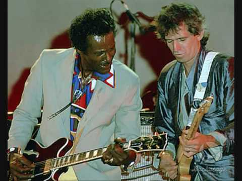 Chuck Berry&Keith Richards - Oh Carol
