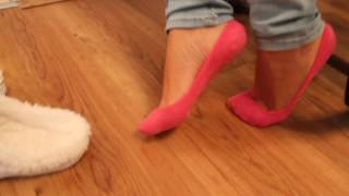 the pink ped socks project