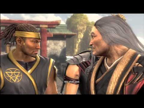 Mortal Kombat Story Walkthrough: Chapter 4: Cyrax [720p HD] (PS3,X360)