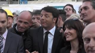 """L'annuncio di Toti: """"Domani Renzi a Genova"""""""